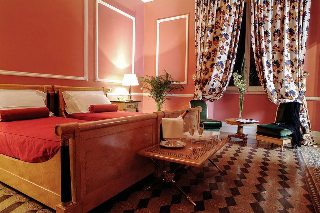 Suite - Hotel Albani Firenze