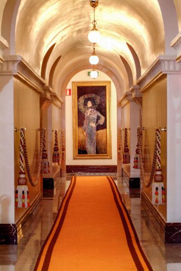 Corridoio Interno - Hotel Albani Firenze