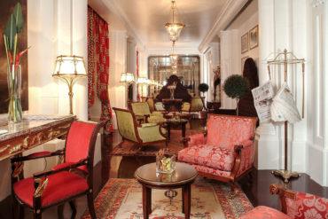 Salone - Hotel Albani Firenze