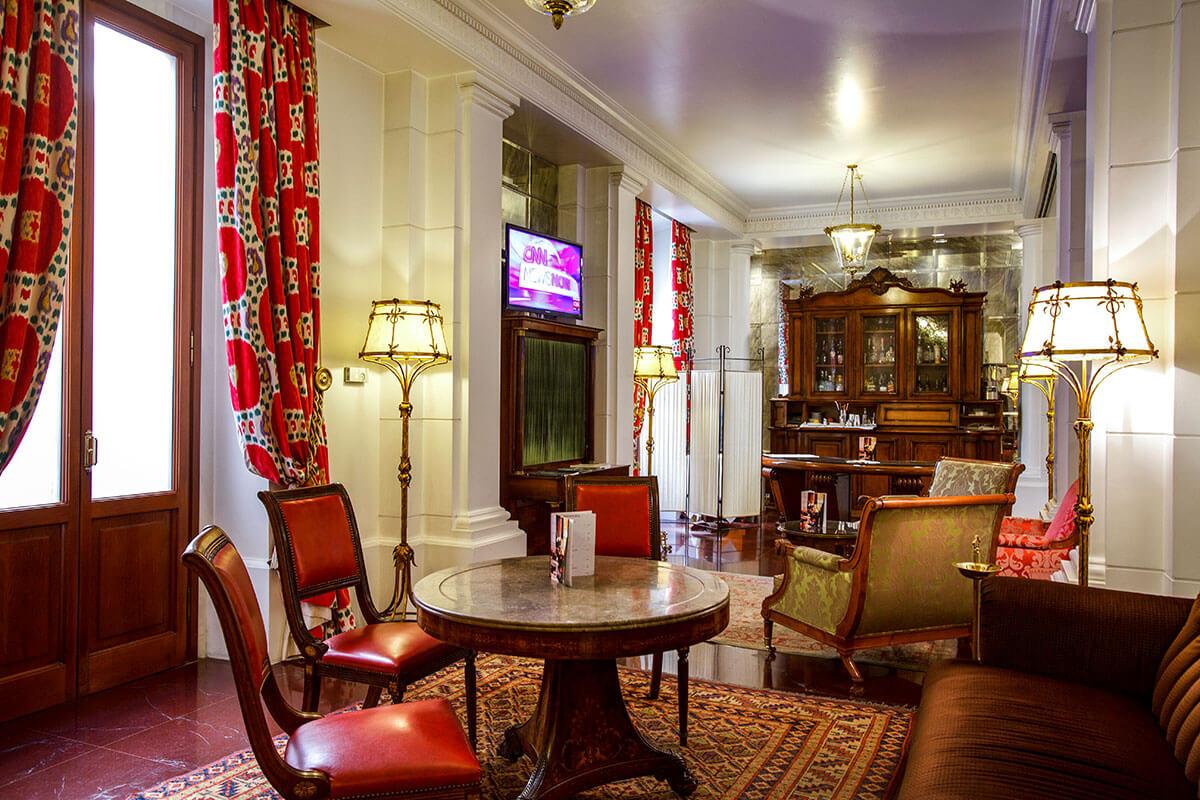 Lounge - Hotel Albani Firenze