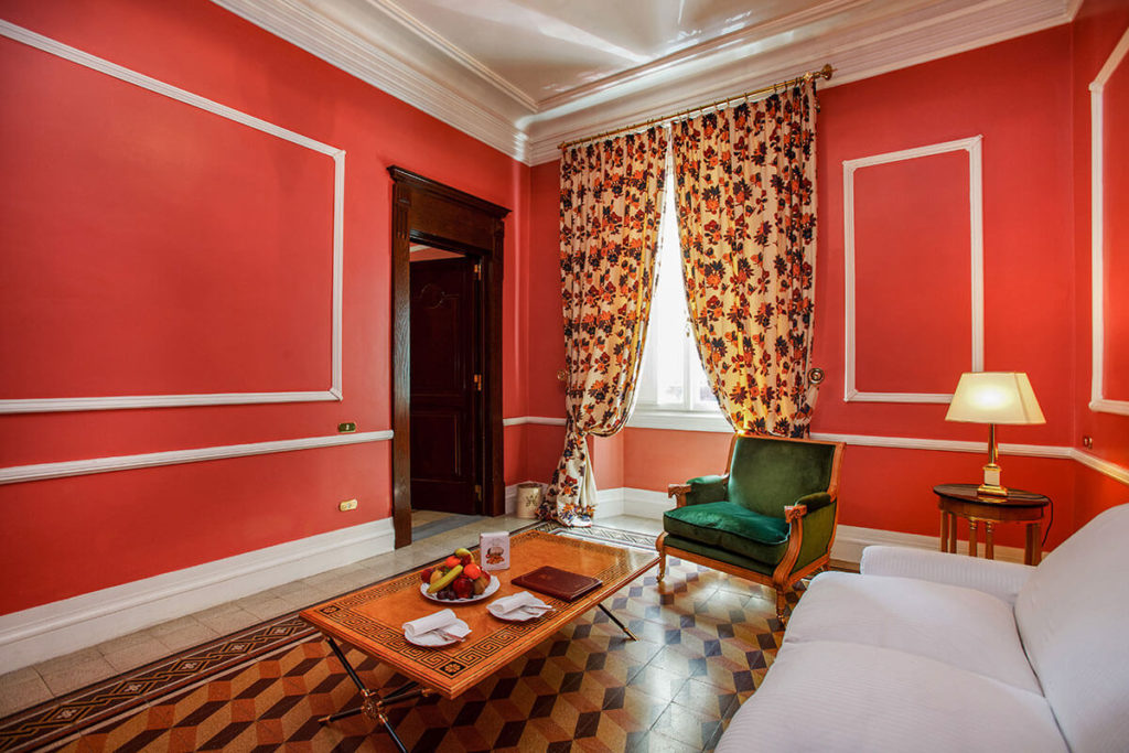 Family Room - Hotel Albani Firenze