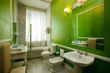 Bagno Primi Novecento - Hotel Albani Firenze