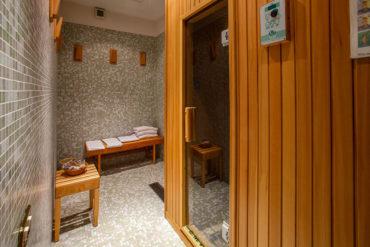 Sala Sauna - Hotel Albani Firenze