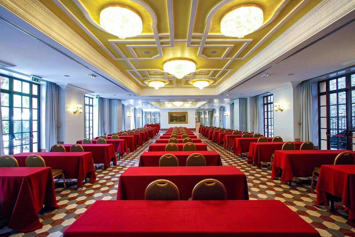 Sala Giotto - Hotel Albani Firenze