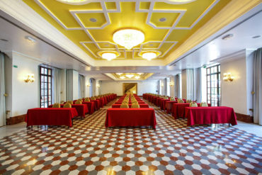 Sala Michelangelo - Hotel Albani Firenze
