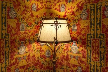 Lampada da Terra - Hotel Albani Firenze