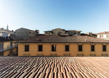 Vista da Finestra - Hotel Albani Firenze