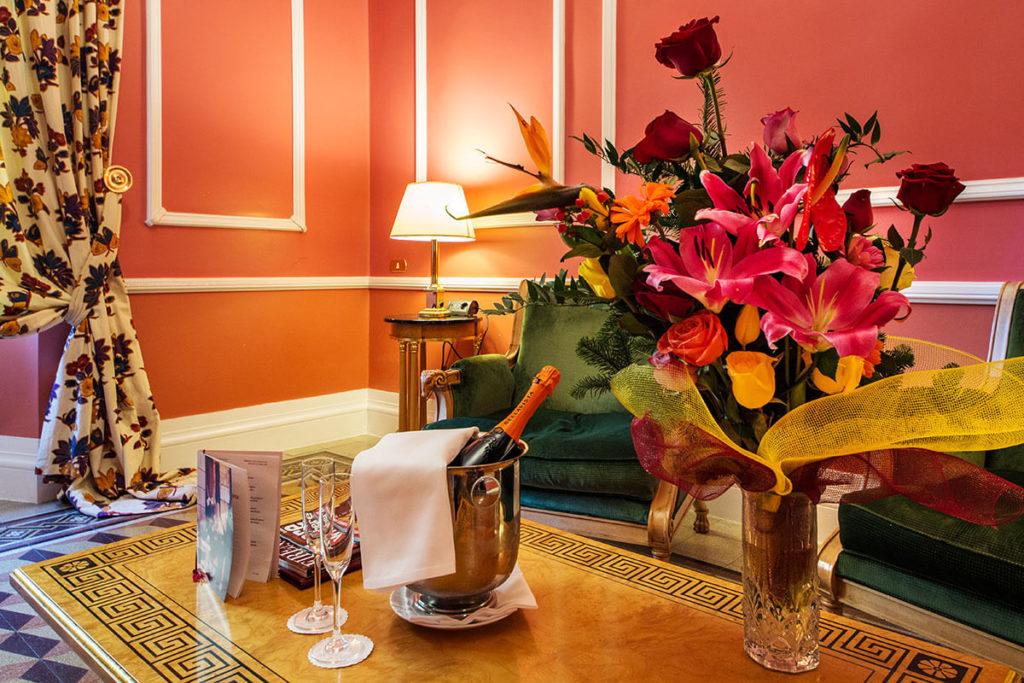 Accoglienza in Suite - Hotel Albani Firenze