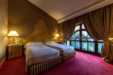 Camera Doppia Classic - Hotel Albani Firenze