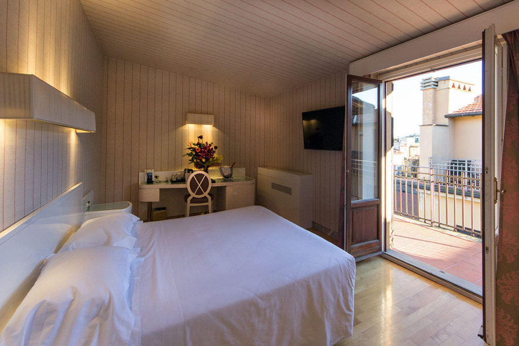 Camera Doppia Superior - Hotel Albani Firenze