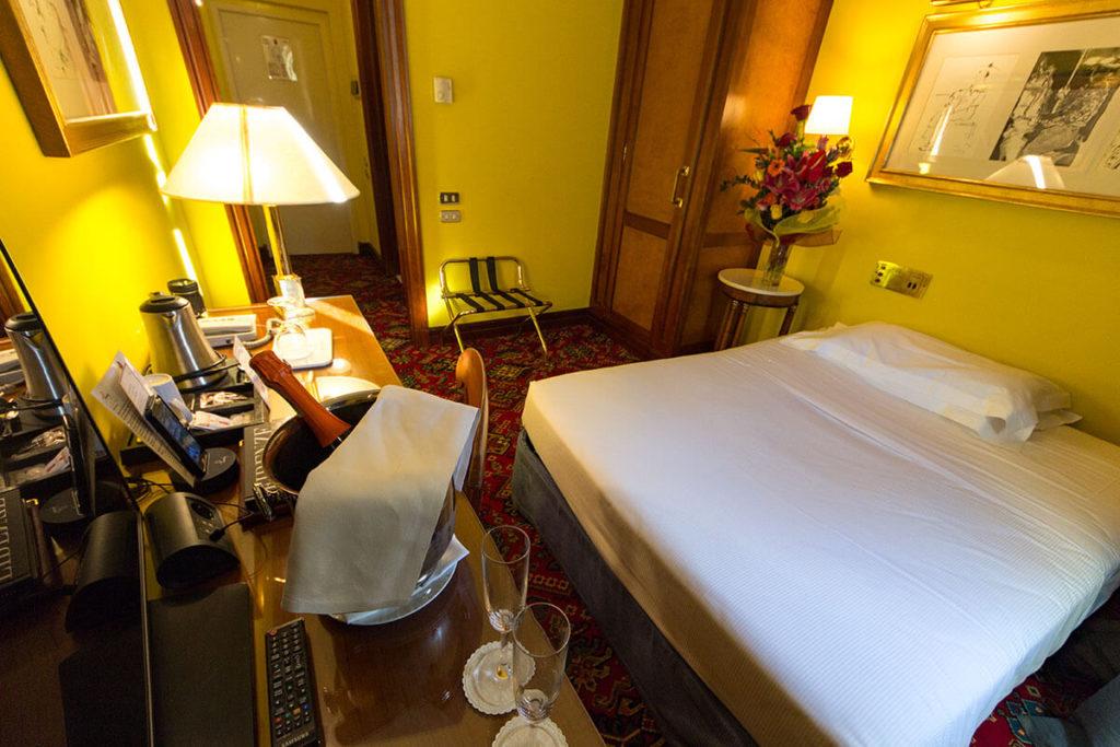 Camera Singola Classic - Hotel Albani Firenze