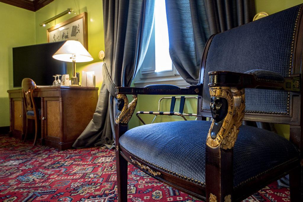 Camera Doppia Deluxe - Hotel Albani Firenze