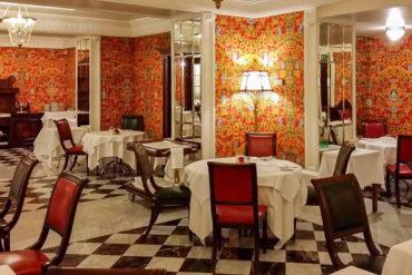 Ristorante Bernini - Hotel Albani Firenze