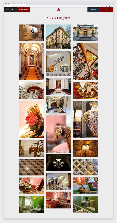 Galleria Fotografica di Hotel Albani Firenze