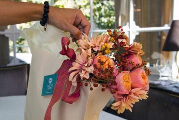 Ordina il tuo bouquet di fiori - Hotel Albani Firenze