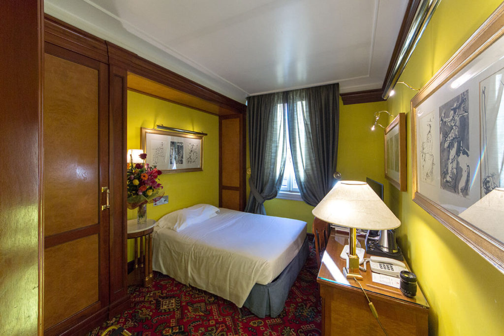 Camera Classic Single - Hotel Albani Firenze
