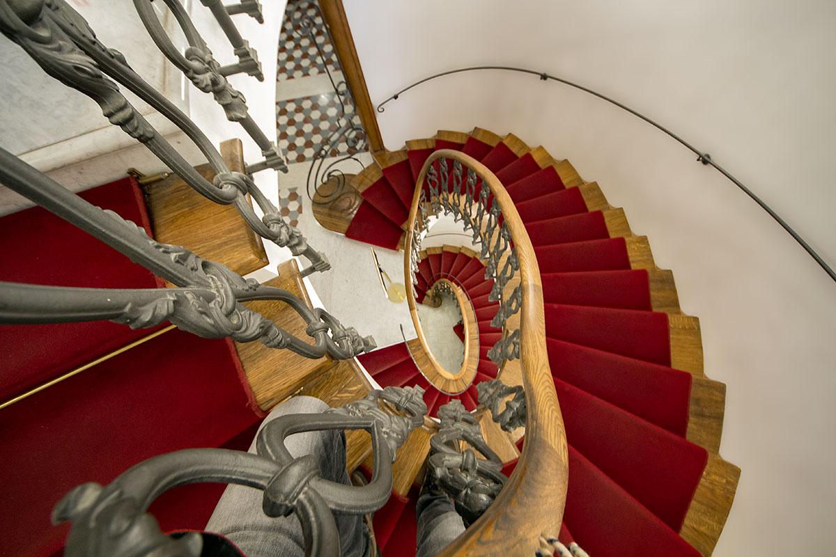 Design d'interni - Hotel Albani Firenze