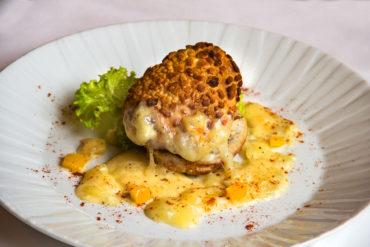Dal menu del ristorante Bernini - Hotel Albani Firenze